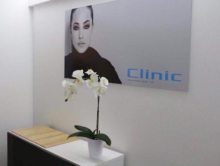 Permanentní make-up Clinic - studio